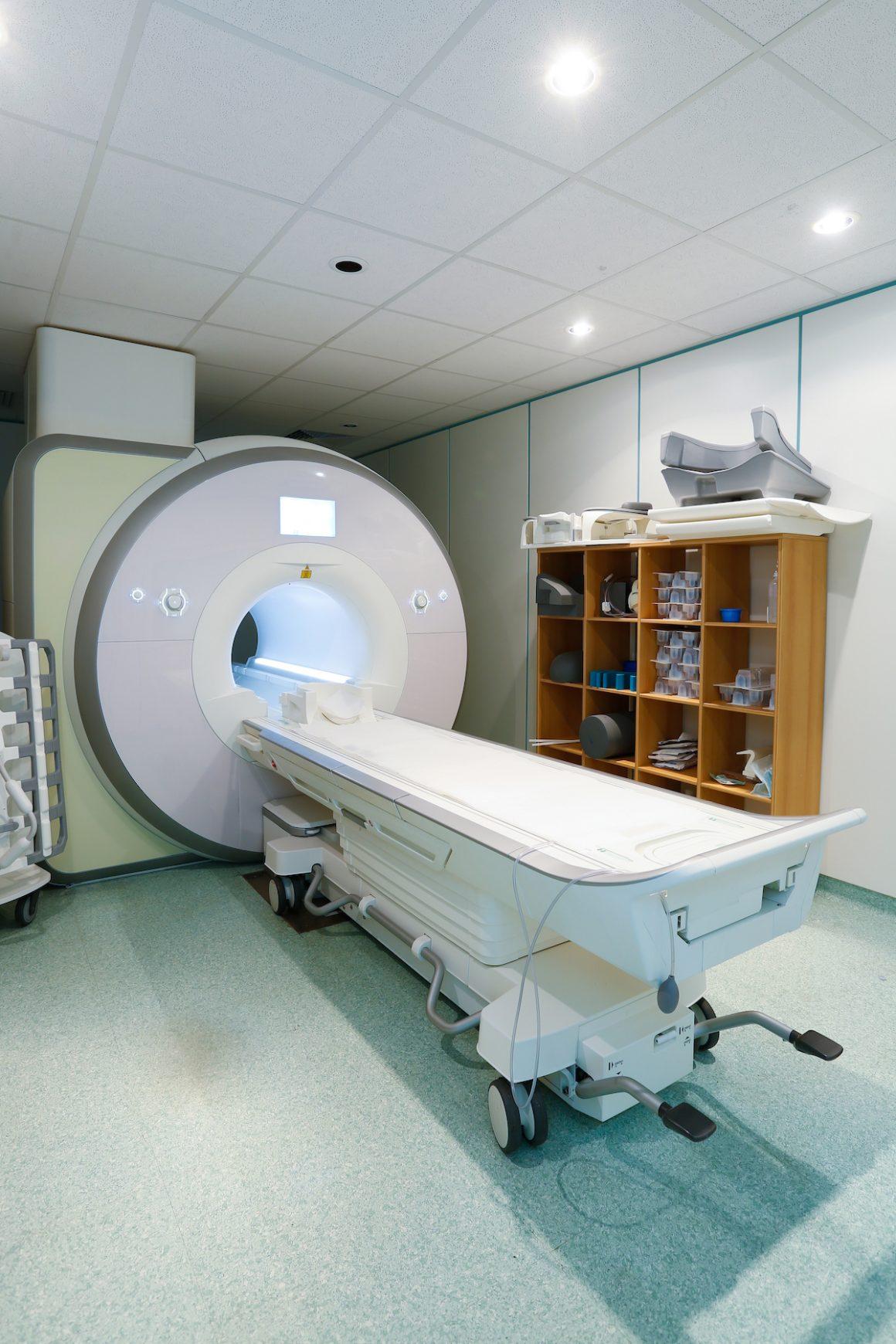 Badania profilaktyczne - rezonans magnetyczny piersi