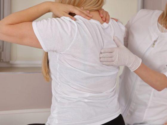 Risonanza magnetica della colonna dorsale